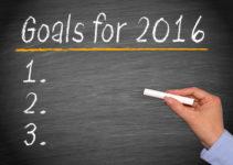 Financial goals 2016