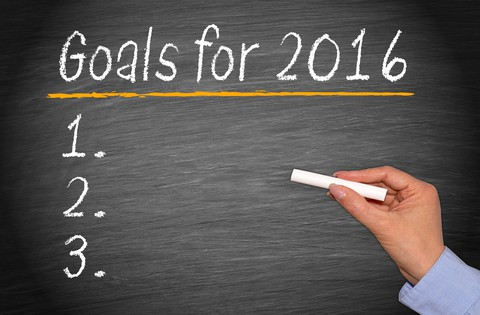 Financial goals 2016
